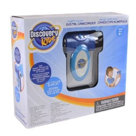 discovery night vision camcorder review | kids digital