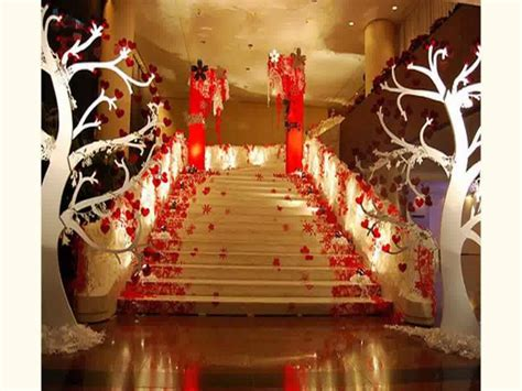 Indian Wedding Bedroom Decoration by Wedding Room Decoration Ideas Also Indian Bedroom