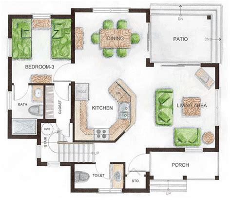 floor plans first kitchen design floor plan