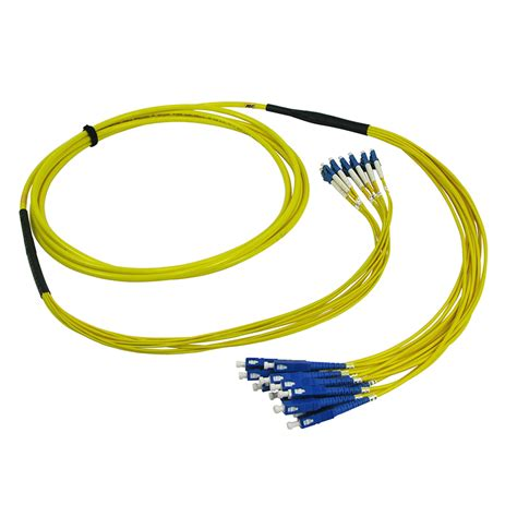 pre terminated fibre optic cable assemblies by afl
