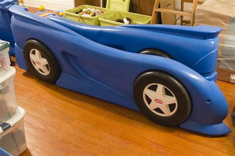 little tikes twin car bed little tikes car bed twin for sale