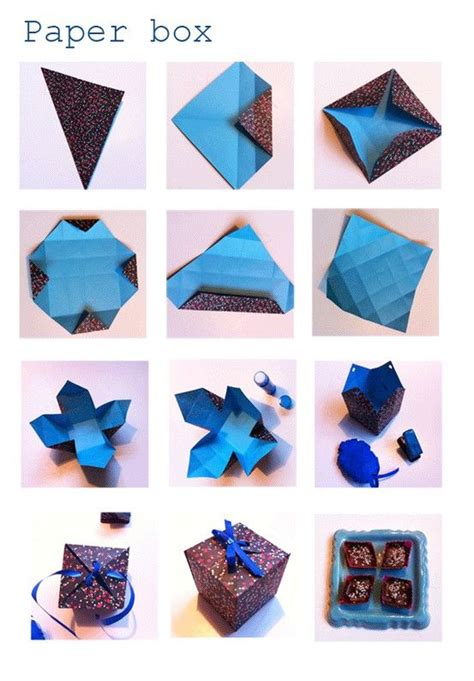 Origami Wrapping Paper Gift Box - 16 best images about pandora s box on
