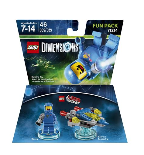 Dijamin Ori Lego 71214 Dimensions Pack Benny lego dimensions franchise announced it looks like they come with exclusive
