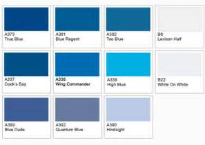 what colors make blue paint dulux color trends 2012 popular interior paint colors