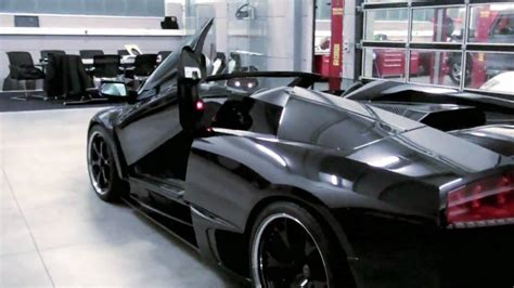 Lamborghini Doors Open Up Amazing Remote Lamborghini Doors