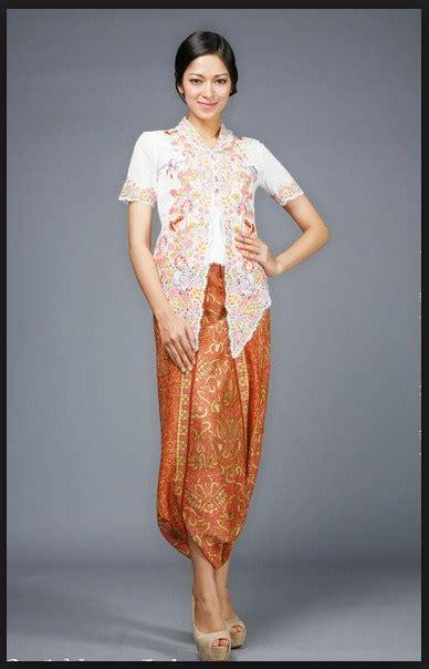 gambar baju kebaya modern dan simple koleksi model baju kebaya modern terbaru gratis fashion