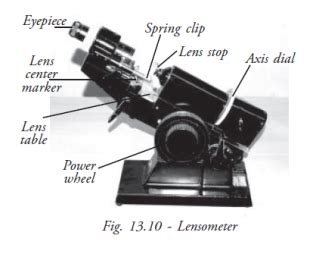 lensometry & keratometry at texas a&m university studyblue