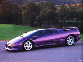 Lamborghini Purple Lamborghini Diablo Cool Car Wallpapers