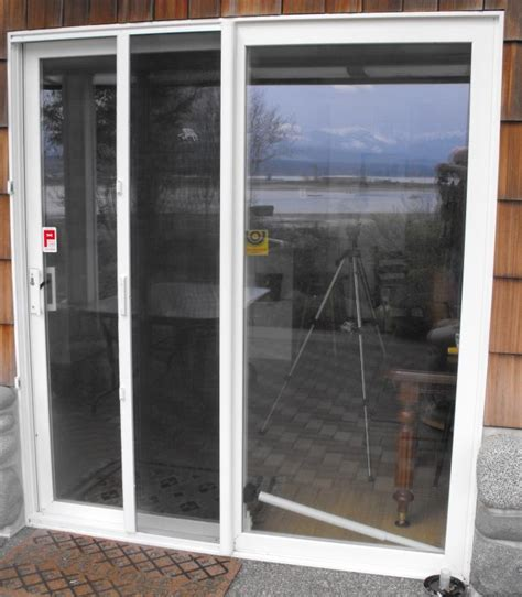 Patio Screen Doors Sliding Patio Doors With Screens