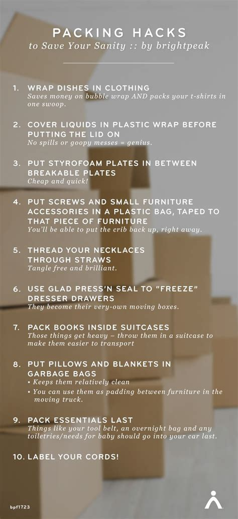 moving and packing hacks 17 best ideas about moving out checklist on pinterest