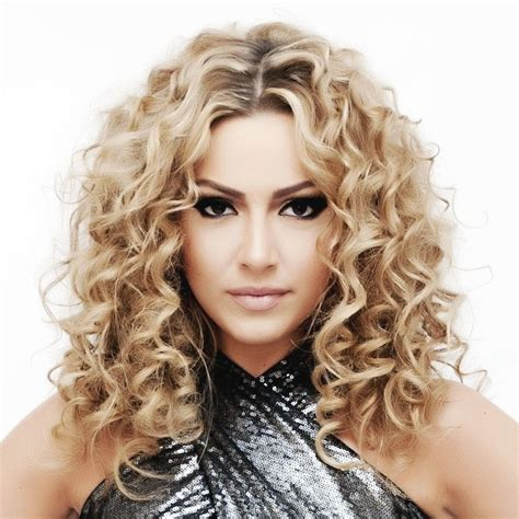 is long perm hair still popular loose perm hairstyles fade haircut