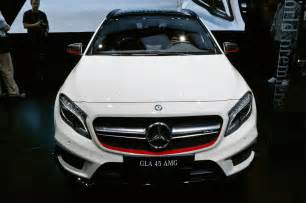 Mercedes Cars 2015 2015 Mercedes Gla45 Amg Front Photo 18