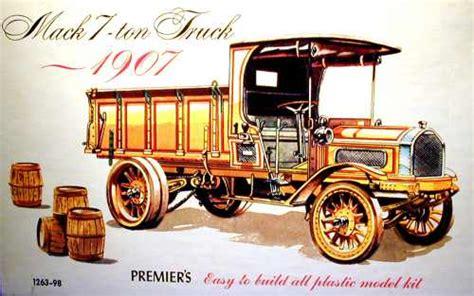 premier  mack truck