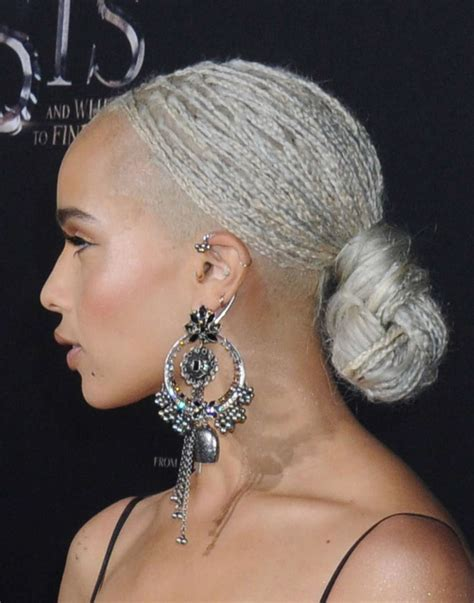 zoe kravitz on fantastic beasts zoe kravitz fantastic beasts and where to find them