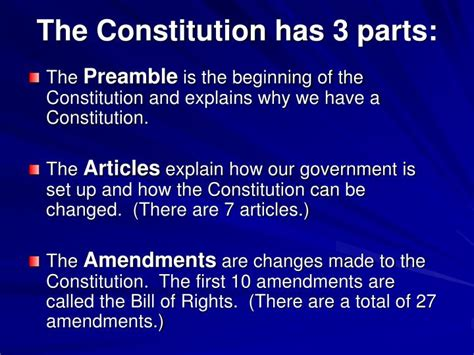 what are the three sections of the constitution what are the three sections of the constitution 28