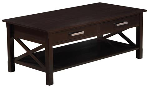 simpli home kitchener coffee table