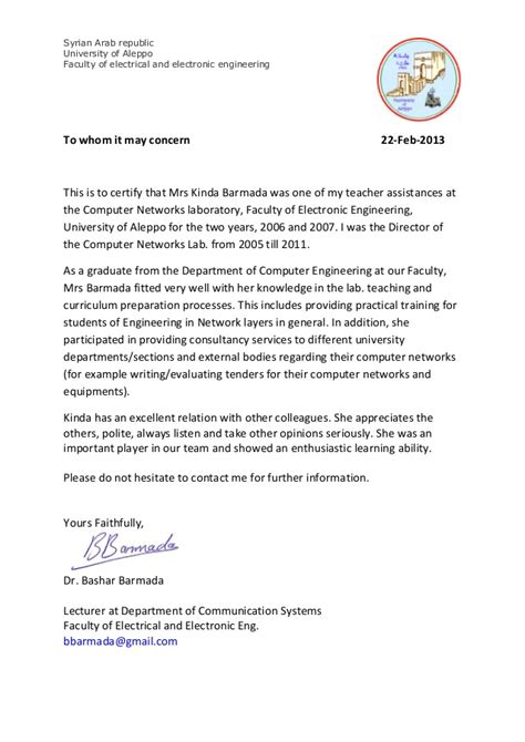 Recommendation Letter For Engineering College kinda s pdf recommendation letter