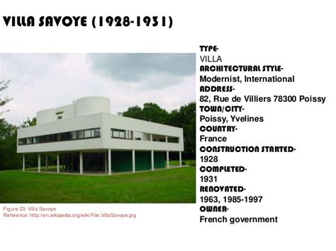 Home Interior Design Schools modern works of le corbusier and 5 poits of architecture