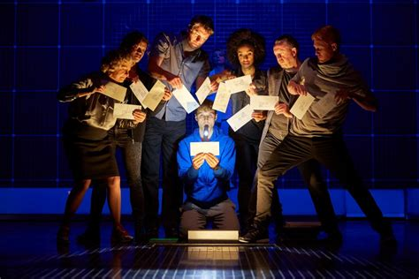 the curious incident of the in the nighttime theatre review the curious incident of the in the time