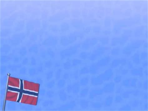 powerpoint themes norway norway flag 04 powerpoint templates