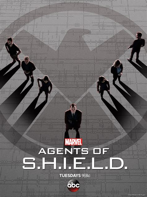 The By S I D marvel agents of shield poster www pixshark images