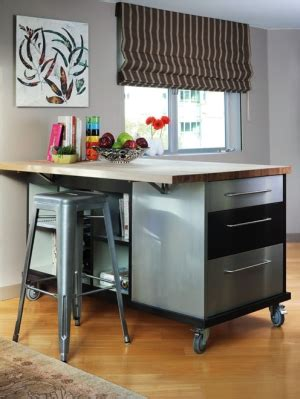 Stainless Steel Kitchen Island With Seating Kitchen Islands With Seating Large Island With Seating Prep Area And Sink