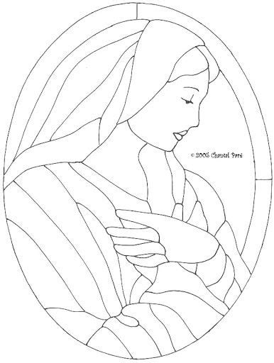 vitrales 1 - Mary. 2 - Álbuns da web do Picasa | Arte em