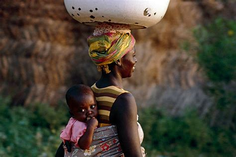mother africa alarm for children s health in world s drought prone