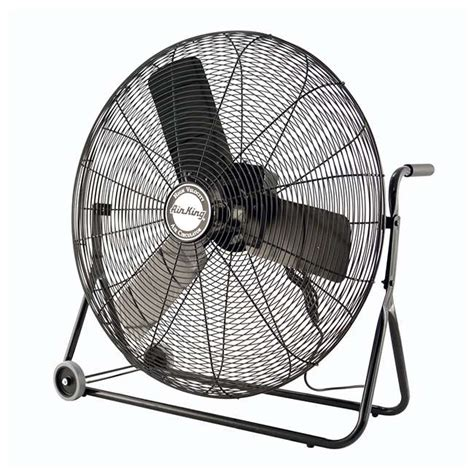 30 inch floor fan air king 3 speed 1 4 hp 30 inch pivoting floor fan 2 pack