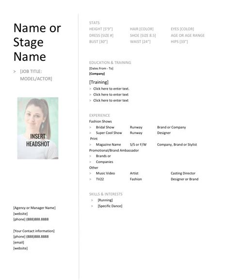 sle resume for modeling agency resume exle what is a resume new bsw resume 0d sle
