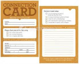 Church Welcome Card Template by 17 Best Images About Church Visitor Ideas On