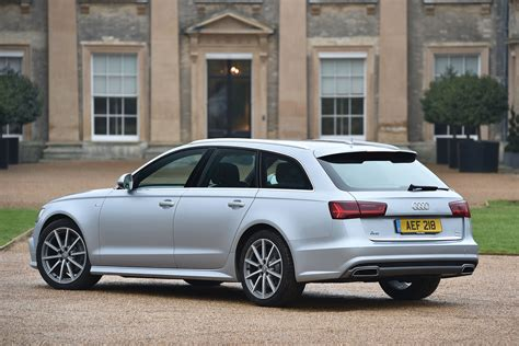 Audi A 6 Kombi by Audi A6 Avant Pictures Carbuyer