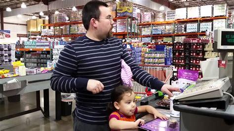 Cashier At Costco by Peyton The Costco Cashier
