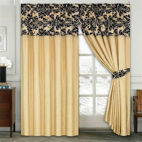 curtains ebay luxury damask curtains pair of half flock pencil pleat