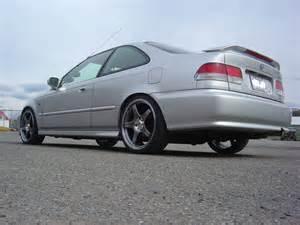 sports car honda civic ex 1999