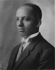 Young dr carter g woodson father of black history
