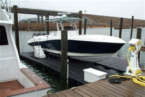 boat lift air floating boat lift 35 performance air assisted dock