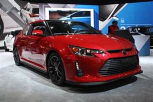 2016 Toyota Scion 2017 Scion Tc Release Series 10 0 Bids Farewell To Brand