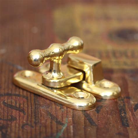 Brass Cupboard Catch Kitchen Cabinet Door Latches
