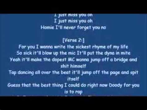 eminem you re never over lyrics eminem you re never over hq lyrics youtube