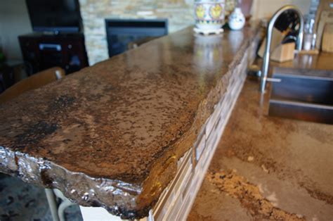 concrete countertops decorative concrete denver