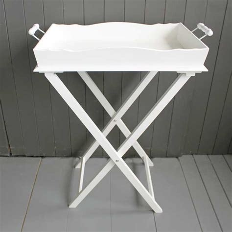 Folding Butlers Tray Table Provence Butlers Folding Tray Table Bedroom From The Luxe Company Uk
