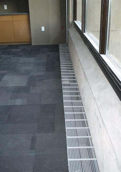 perimeter trough  tate access floors architect