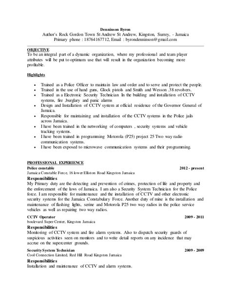 Resume Sle Style Canadian Sle Resume 28 Images Canadian Resume Service Exle Of A Oilfield Consultant Resume