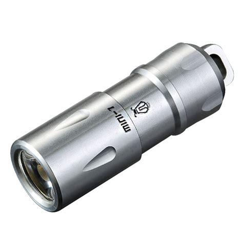Senter Led Untuk Light Stick jetbeam mini 1 tiny usb rechargeable light senter led cree xp g2 130 lumens silver