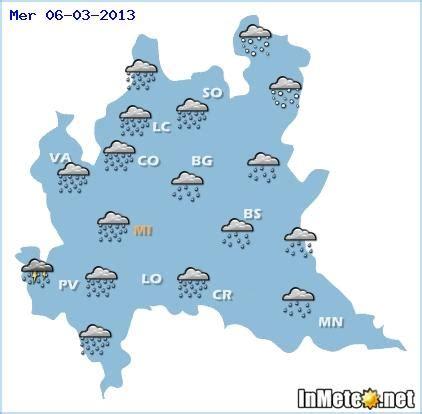 meteo aeronautica pavia lombardia tornano maltempo e neve le previsioni meteo