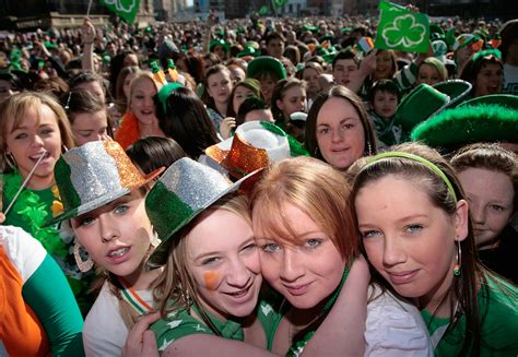 st s day america vs ireland how america not ireland made st s day as we it
