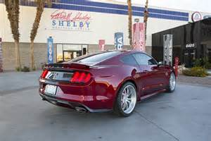 Ford Shelby Snake 2015 Ford Shelby Snake Slithers Forth With 750
