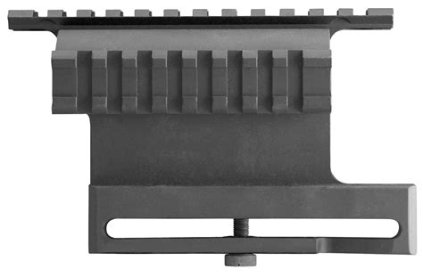 aim sports ak 47 rail side mount aim sports mk007 dual rail side mount base for ak47