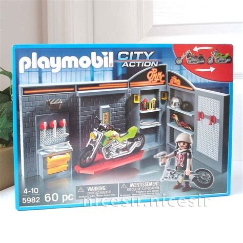 25 best ideas about garage playmobil on